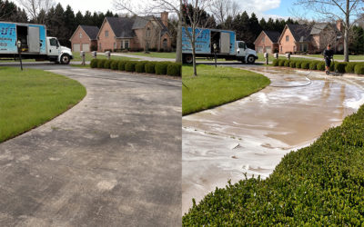 3 Tips for Cleaning Your Driveway This Fall